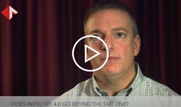 Industry 4.0: Beyond SMT
