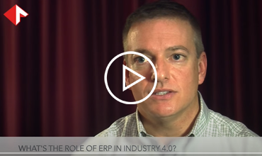 Industry 4.0: The Role of ERP