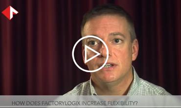 Improving Flexibility with FactoryLogix
