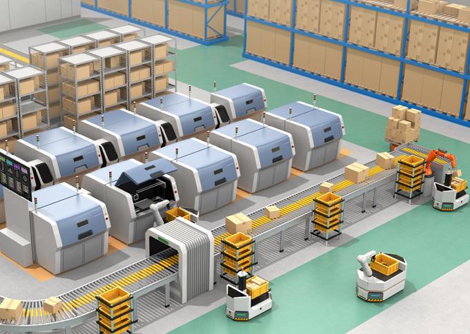 Die autonome Fabrik