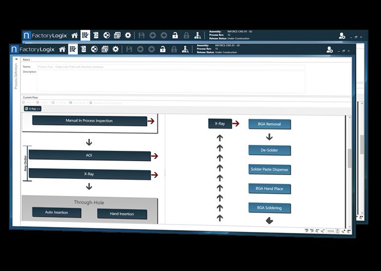 Agile process workflow builder