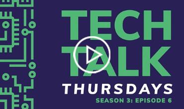 tech talk Michael Ford and Radu Diaconescu